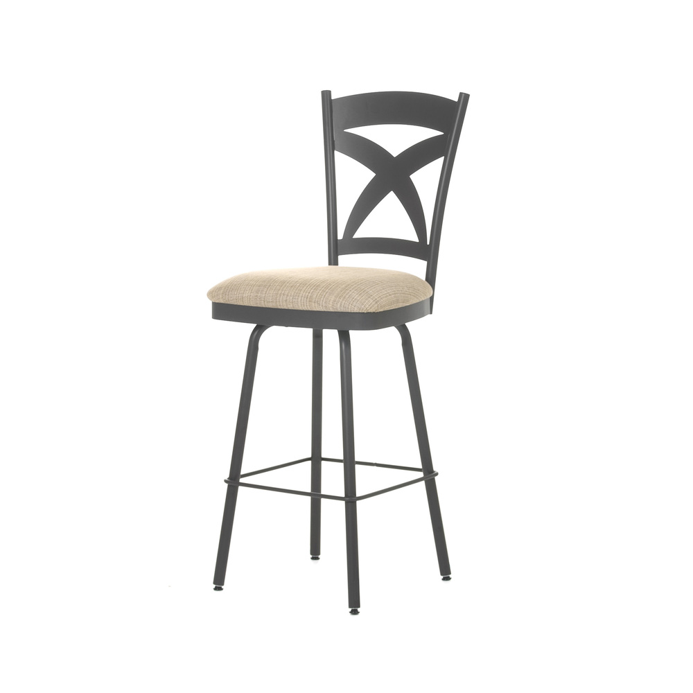 Marcus  Swivel Stool by Amisco Starting at $186.00 Furniture