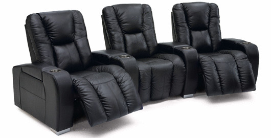 Media Home Theater Seating by Palliser Furniture