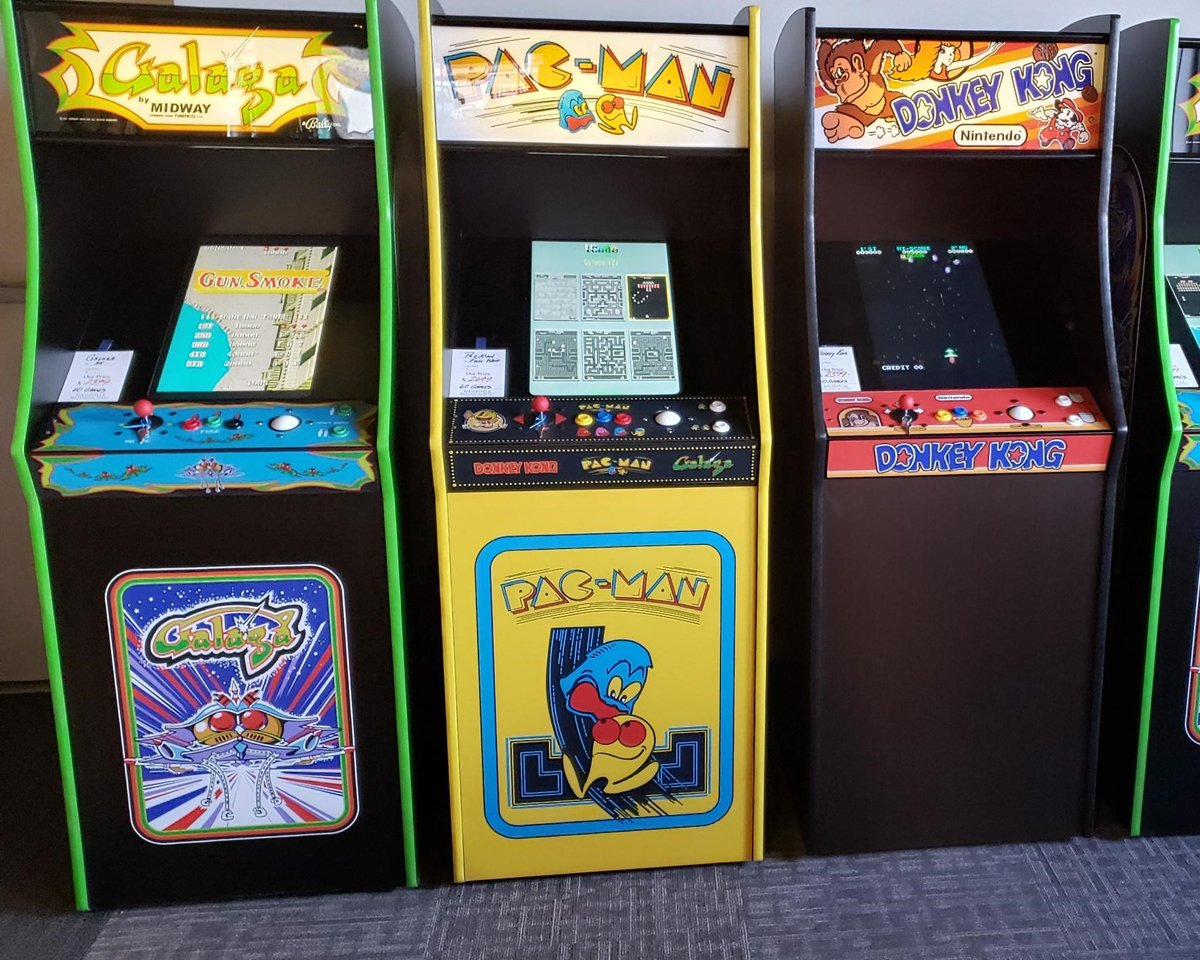 Multicade Upright Arcade Game Arcade Games