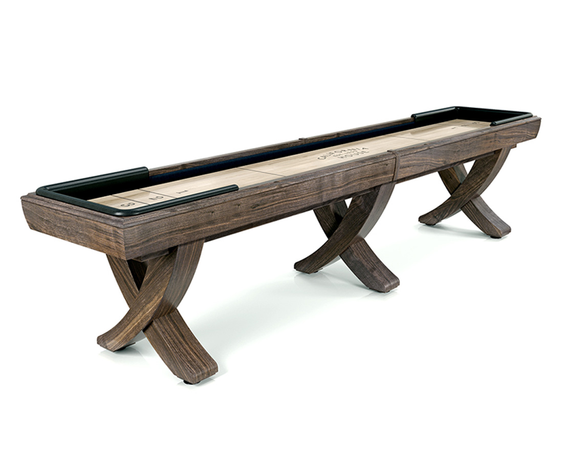 Newport Shuffleboard Table Shuffleboard Tables