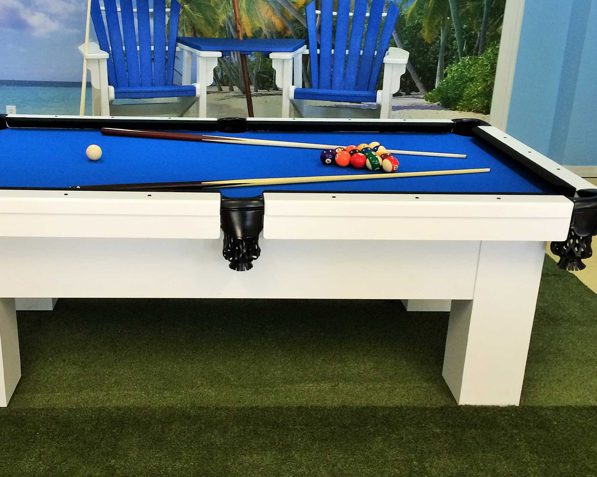 Orion Outdoor Pool Table Outdoor
