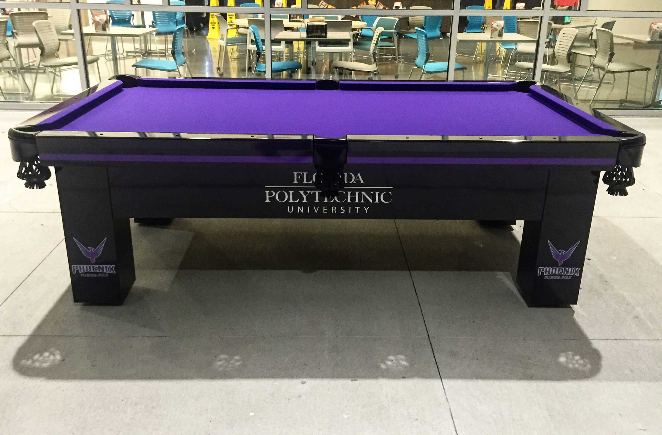 Orion Outdoor Pool Table Outdoor Games