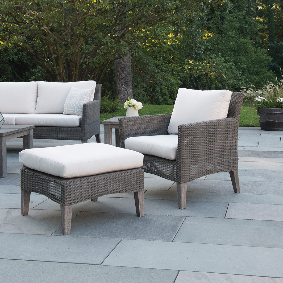 Paris Outdoor Furniture Collection Deep Seating