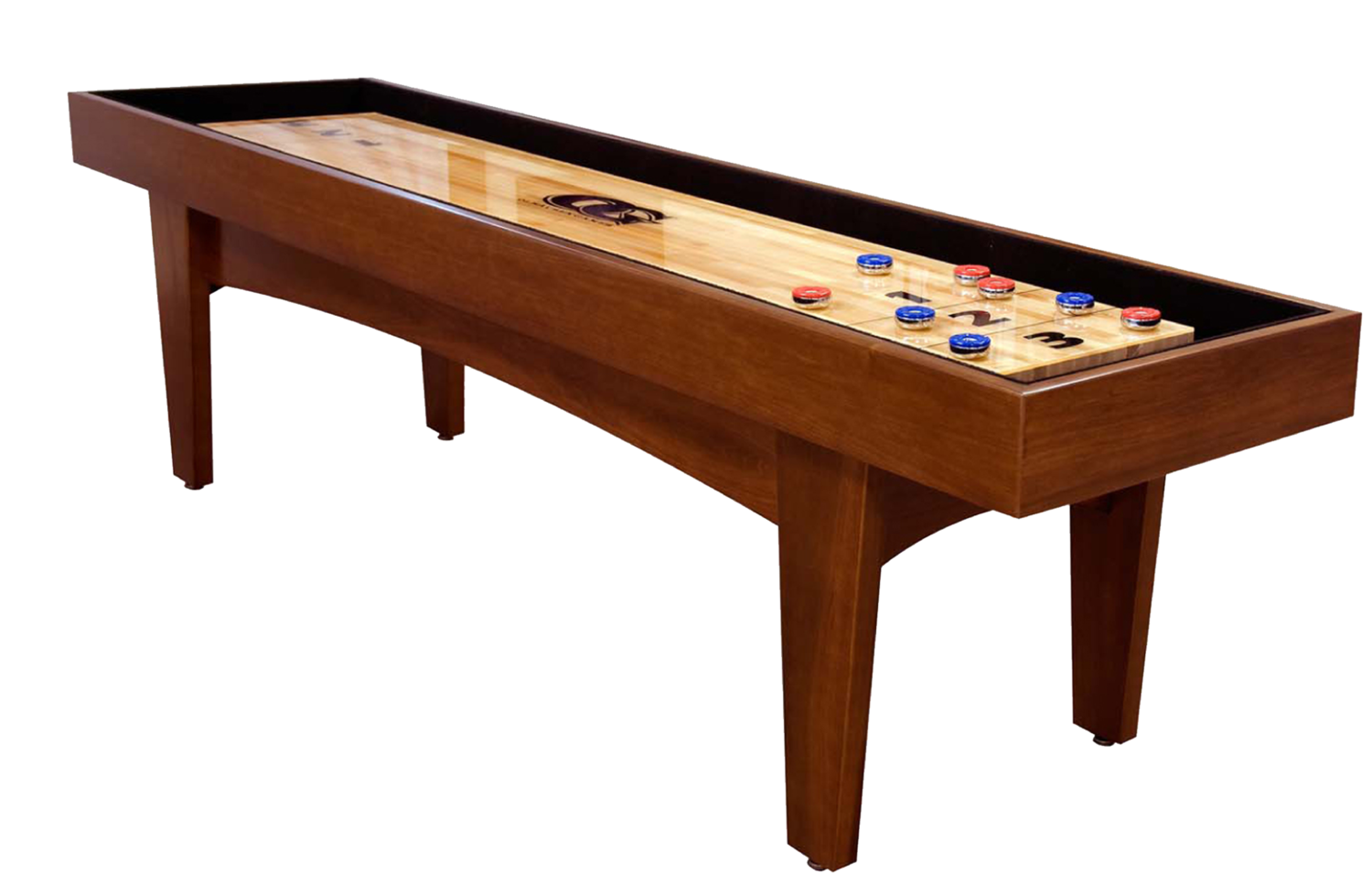 Pavilion Shuffleboard Table Game Room