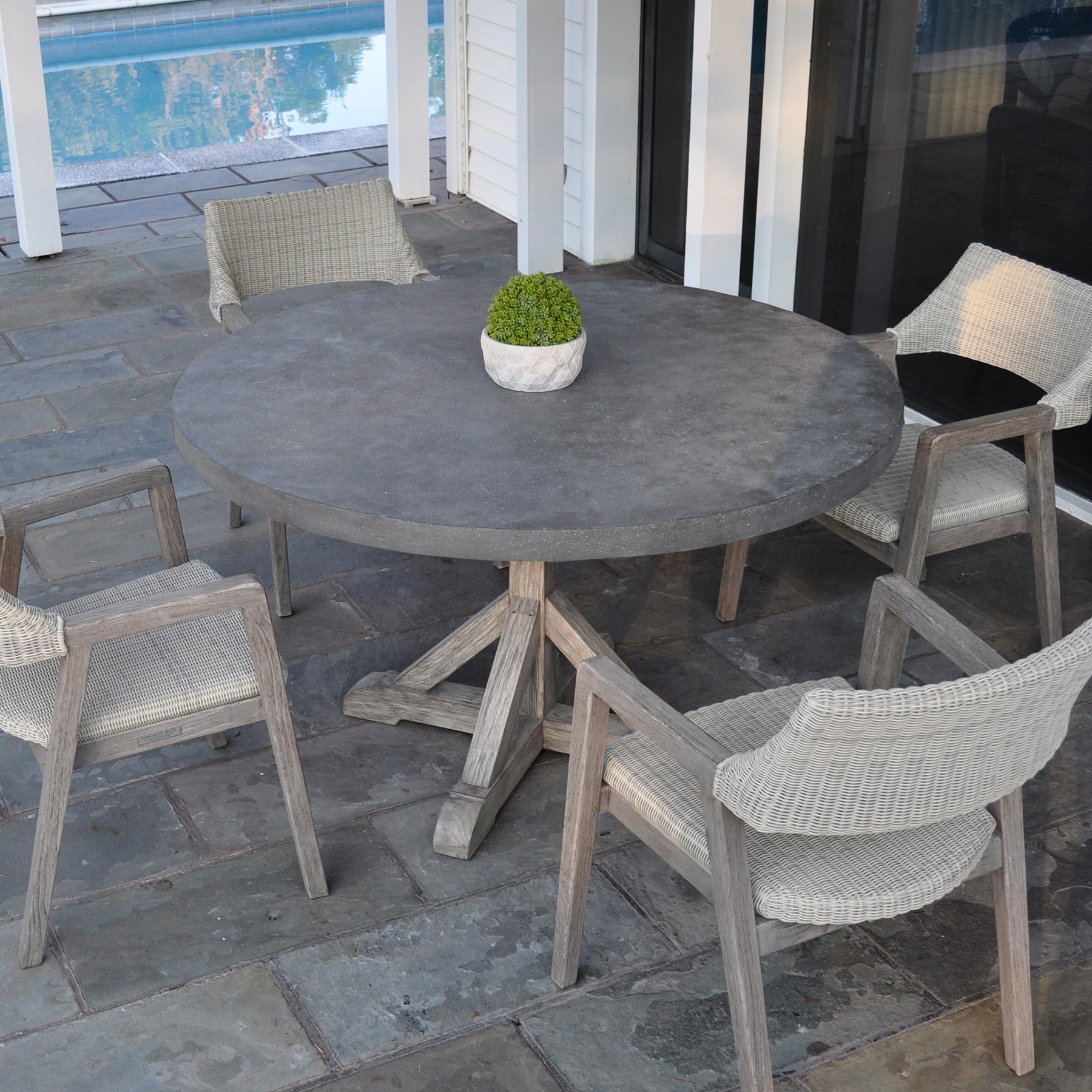 Spencer Outdoor Dining Chairs Dining