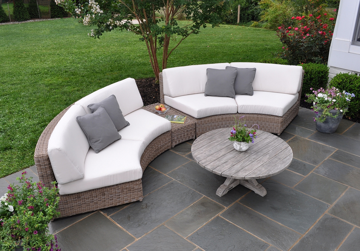 Sag Harbor Outdoor Furniture Collection Deep Seating