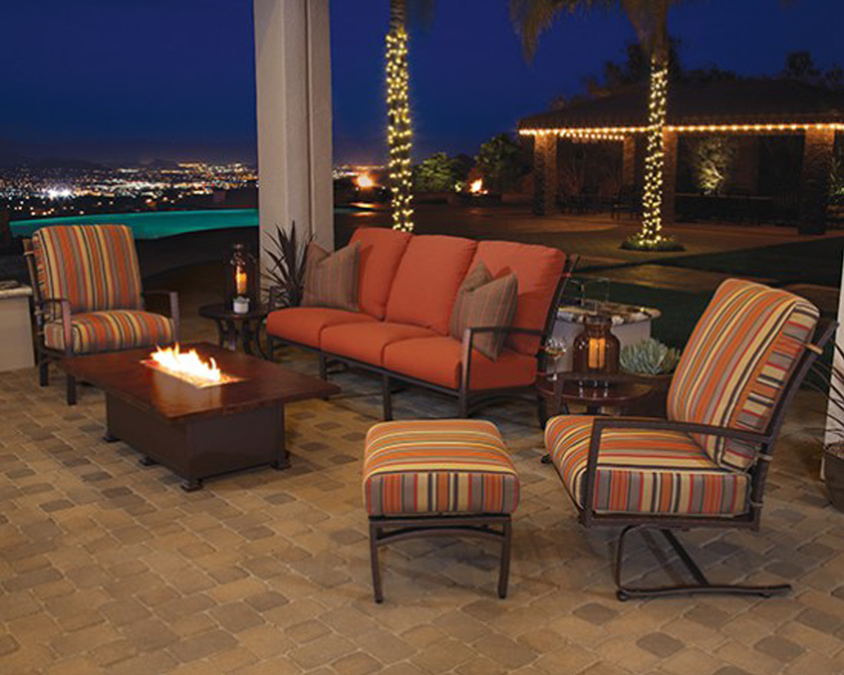 Sol Outdoor Patio Furniture Collection Deep Seating