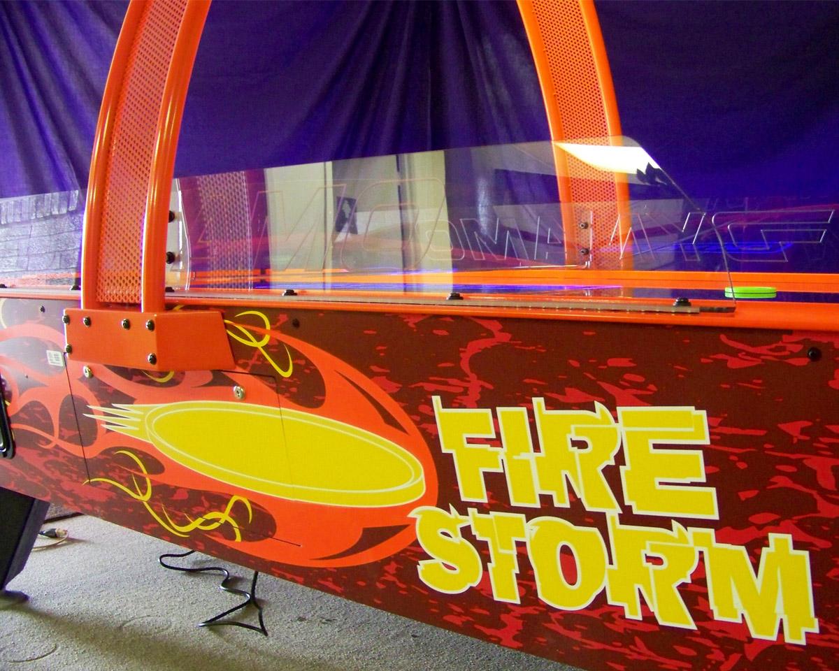 Dynamo Firestorm Air Hockey Tables