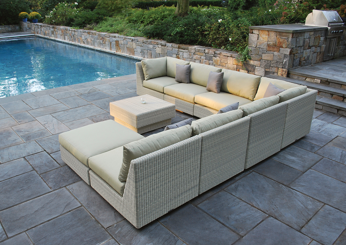 Westport Outdoor Furniture Collection Deep Seating