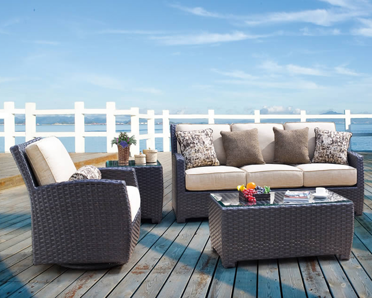 Westwood Outdoor Furniture Collection Deep Seating