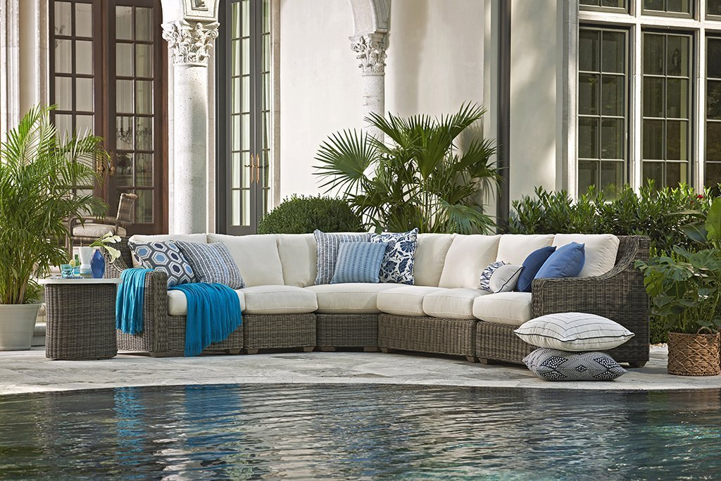 OASIS OUTDOOR WOVEN COLLECTION Deep Seating