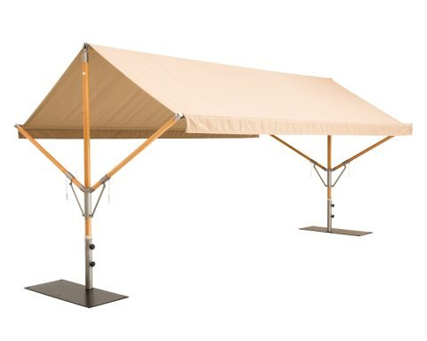 Papillon-double-parasol-woodline