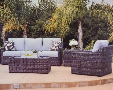 Springfield Outdoor Collection  IN STOCK Deep Seating