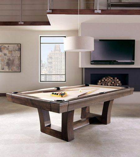 City Pool Table